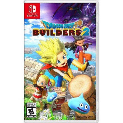 SW112 - Dragon Quest Builders 2 cho Nintendo Switch