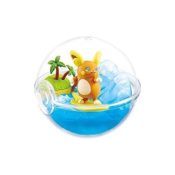 Pokemon Terrarium Collection EX Alola 2 - Alola Raichu