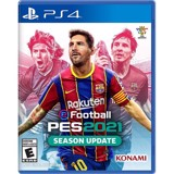 PS4369A - eFootball PES 2021 Season Update (Asia) cho PS4