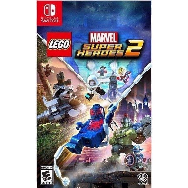 SW047 - LEGO Marvel Superheroes 2