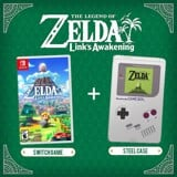 The Legend of Zelda: Link's Awakening kèm Steel Book cho Nintendo Switch siêu hay