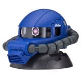Gundam Exceed Model Zaku Head 4 - Zaku II Anavel Gato Ver.