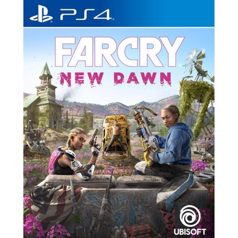 PS4320 - Far Cry New Dawn cho PS4