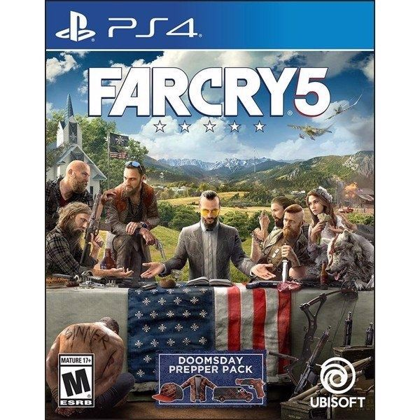 PS4277A - Far Cry 5 cho PS5 PS4