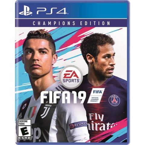 PS4299B - FIFA 19 Champions Edition cho PS4