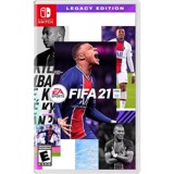 SW206 - FIFA 21 cho Nintendo Switch