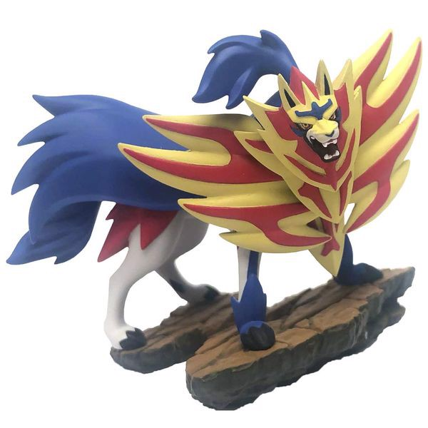 PB130 - Thẻ bài Pokemon True Steel Premium Collection - Zamazenta