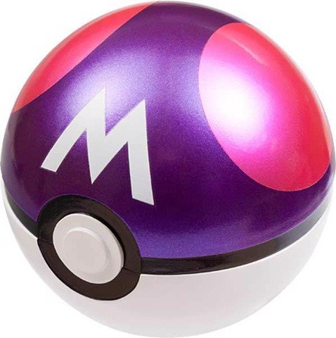 Pokemon Moncolle Monster Ball - Master Ball