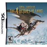 DS024 - FINAL FANTASY: THE 4 HEROES OF LIGHT