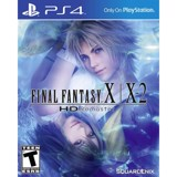 PS4077 - FINAL FANTASY X / X-2 HD REMASTER