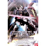 FORCE IMPULSE GUNDAM (SWORD SILHOUETTE) (EXTRA FINISH) (1/100)