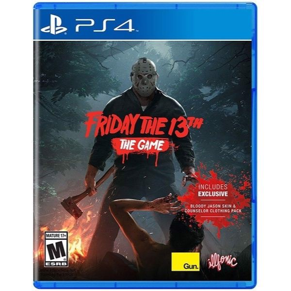 PS4243 - Friday The 13th: The Game