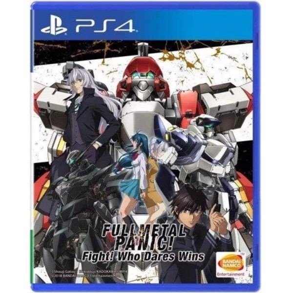 PS4284 - Full Metal Panic! Fight! Who Dares Wins PS5 PS4