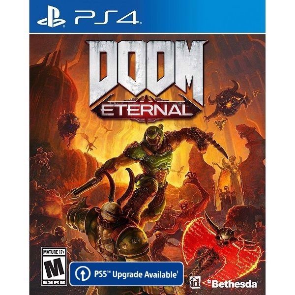 PS4357 - Doom Eternal cho PS4 PS5