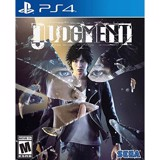 Game Judgment cho PS4