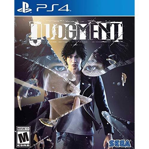 PS4336 - Judgment cho PS4