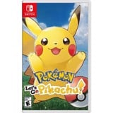 Pokemon: Let's Go, Pikachu! cho Nintendo Switch