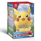 game Pokemon: Let's Go, Pikachu! + Poke Ball Plus Pack cho Nintendo Switch siêu hay