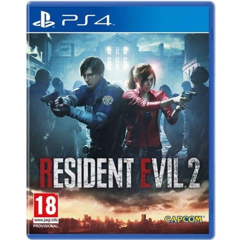 PS4318 - Resident Evil 2 cho PS4