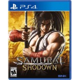Game song đấu Samurai Shodown cho PS4
