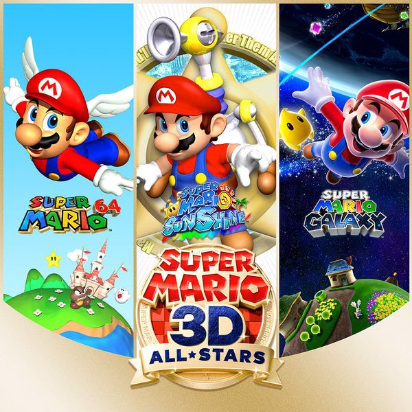 SW202 - Super Mario 3D All Stars cho Nintendo Switch