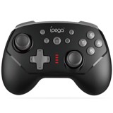 Tay ipega Pro Wireless Controller cho Nintendo Switch (Black)
