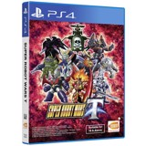 Game Super Robot Wars T cho PS4
