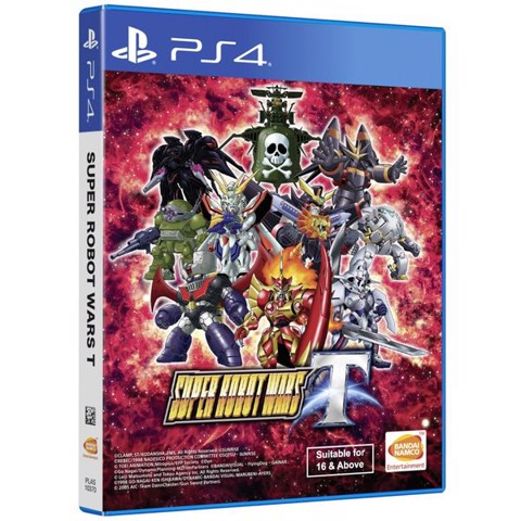 PS4330 - Super Robot Wars T cho PS4