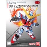 TRY BURNING GUNDAM (SD EX-STANDARD)