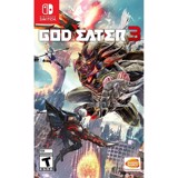 SW113 - God Eater 3 cho Nintendo Switch