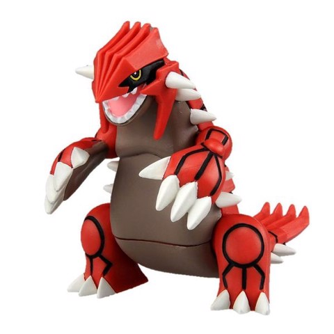 Groudon (EHP Pokemon Figure Moncolle-EX)