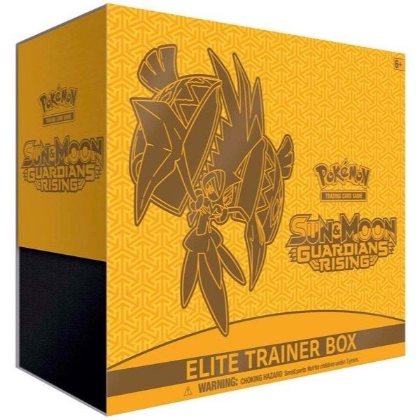 PE14 - GUARDIANS RISING ELITE TRAINER BOX (POKÉMON TRADING CARD GAME)