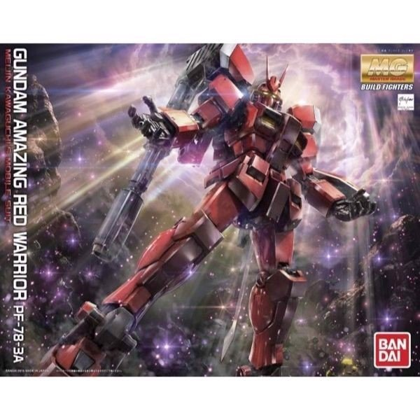 Gundam Amazing Red Warrior (MG - 1/100)