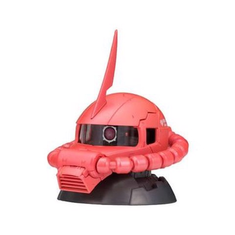 Gundam Exceed Model Zaku Head 6 - Char's Zaku II