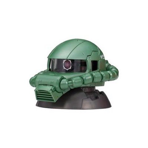 Gundam Exceed Model Zaku Head 6 - Zaku II Type F