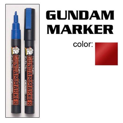Gundam Marker GM16 - Metallic Red (Bút tô)