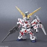 gundam shop bán Unicorn Gundam (Destroy Mode) (SD Gundam Cross Silhouette)