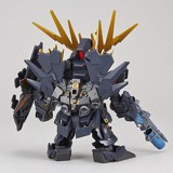 gunpla shop ban Unicorn Gundam 02 Banshee Norn (Destroy Mode) (SD EX-Standard)