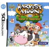 DS010 - HARVEST MOON: ISLAND OF HAPPINESS