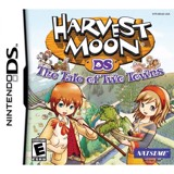 DS009 - HARVEST MOON: THE TALE OF TWO TOWNS