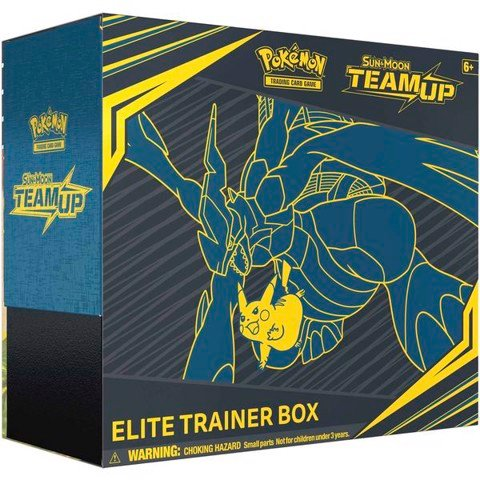 PE23 - Bài Pokemon Team Up Elite Trainer Box