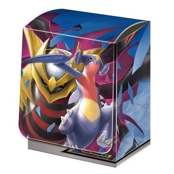 shop pokemon bán Hộp đựng bài Pokemon Unified Minds - Garchomp & Giratina siêu đẹp