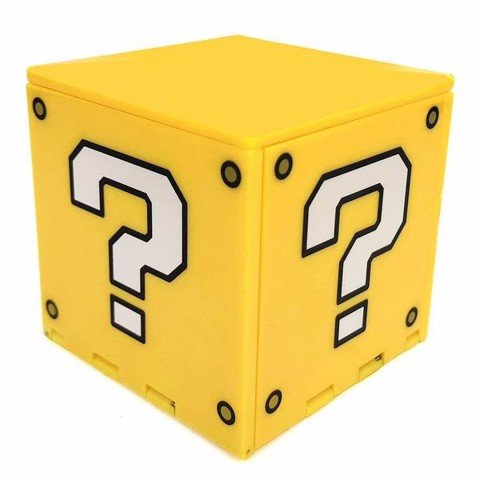 Hộp đựng game Nintendo Switch - Question Block Mario