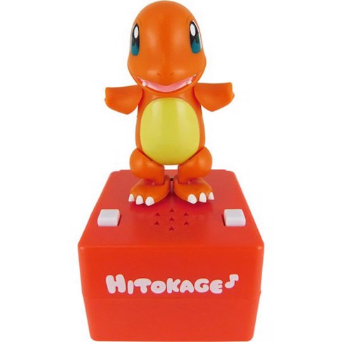 Hộp nhạc Pop'n Step Pokemon - Charmander (Hitokage)