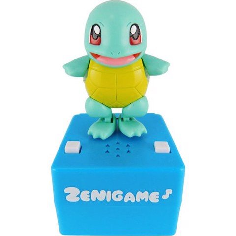 Hộp nhạc Pop'n Step Pokemon - Squirtle (Zenigame)