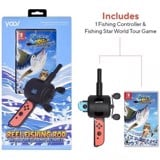 GSW161 - Fishing Star World Tour Reel Fishing Rod Bundle cho Nintendo Switch