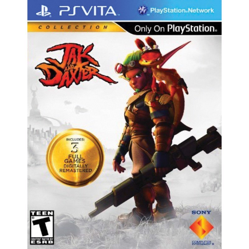 V047 - JAK AND DAXTER COLLECTION