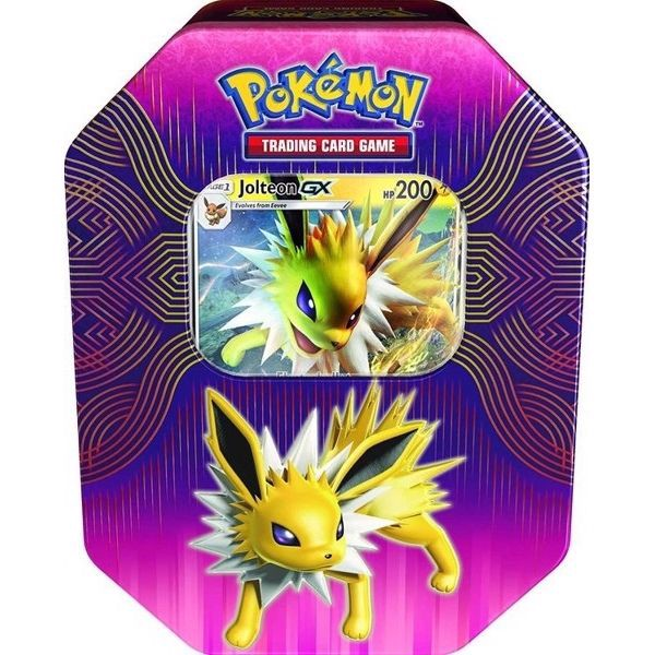 PT41 - Thẻ bài Pokemon Jolteon-GX Elemental Power Tin