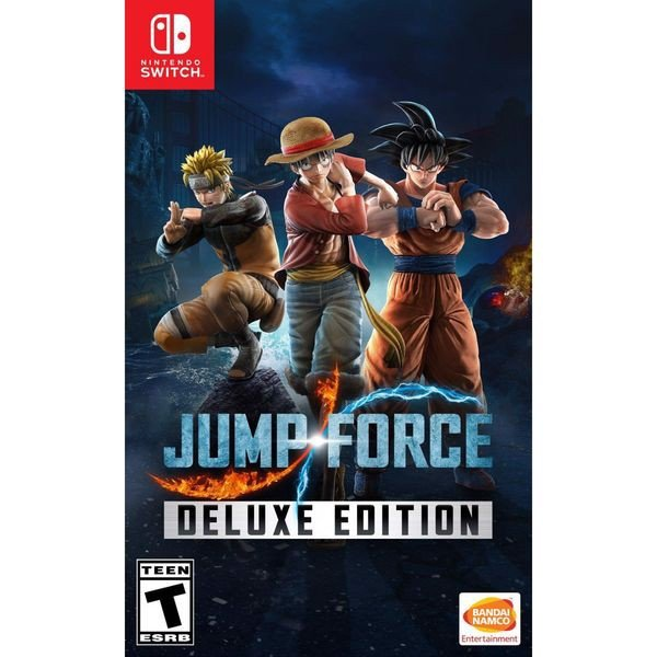 SW200 - Jump Force Deluxe Edition cho Nintendo Switch