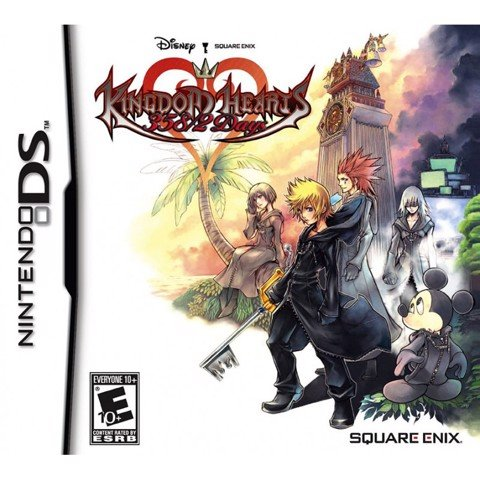 DS017 - KINGDOM HEARTS 358/2 DAYS
